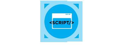 Mode script, automatisation